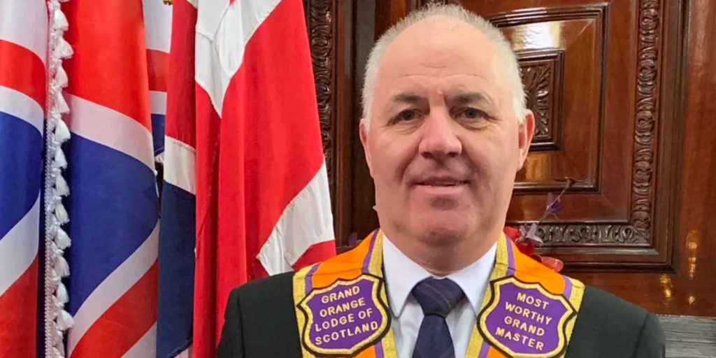 statement from the grand master